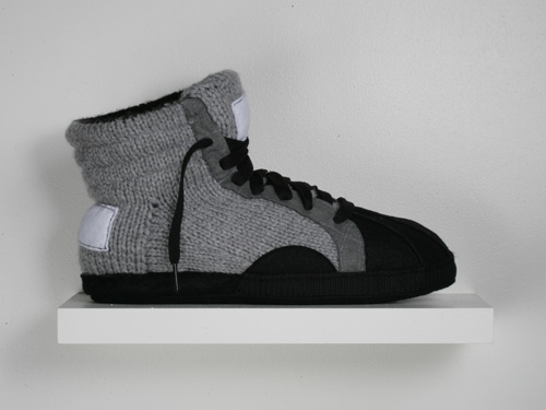Sneak Like A Panther: Vision Suede High Top